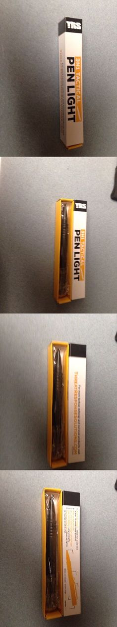 Other Indoor Games 36278: Trs 3N1 Tactical Pen Light - Comes With Dvd -> BUY IT NOW ONLY: $40 on eBay!