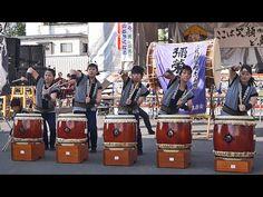 Traditional Japanese Taiko Drumming