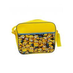 Despicable Me Minions Courier Shoulder Bag