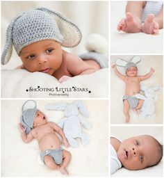 Newborn Photography in Surrey with bunny baby props. Children Photography, Newborn Photography, Little Star, Surrey, Infant, Bunny, Kids Rugs, London, Baby