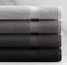 Turkish Towel Flax Collection from Restoration Hardware. Shop more products from Restoration Hardware on Wanelo. Bathroom Towels, Bathroom Grey, Bathroom Ideas, Bathroom Blinds, Bathroom Carpet, Concrete Bathroom, White Bathrooms, Luxury Bathrooms, Master Bathrooms