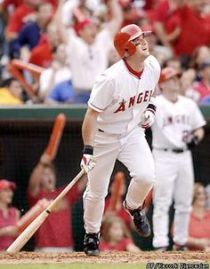 Adam Kennedy - Anaheim/Los Angeles Angels (2000-06) and I have an autographed jersey.