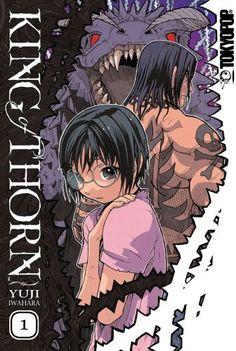 King of Thorn vol. 1 by Yuji Iwahara Comic Book Covers, Comic Books, Manga Books, Manga List, Manga Comics, Sci Fi Fantasy, Science Fiction, Poster Prints, Art Posters
