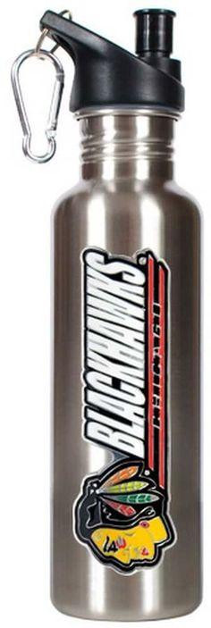 Kohl's Chicago Blackhawks Stainless Steel Water Bottle