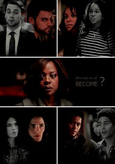 """How To Get Away With Murder"""
