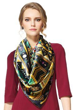 Die 343 besten Bilder von Scarves in 2019   Silk scarves, Luxury und ... 1521f1a6495
