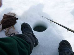 Minnesota ice fishing trips photos fill our family albums. Here are some tips and destinations for ice fishing in Minnesota. Fishing Trips, Ice Fishing, Best Winter Vacations, Winter Theme, Minnesota, Snow, Eyes, Let It Snow