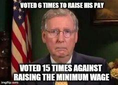 Senate Republicans block minimum wage increase bill