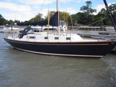 38 sailboat | 1970 38' Morgan 38 for sale in Waukegan, Illinois - Yacht of North ... - i like the navy blue