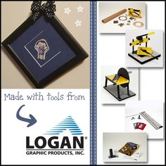 Hi, Thanks for stopping by! Today we have a review for Logan Graphics Products, Inc. (Framing Tools) – before I start the review I want to tell Logan's I'm so sorry this review took a while to get up. We had planned on putting this up last month and had stuff happen. These items are really so  {Read More...}