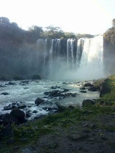 El bello salto de eyipantla