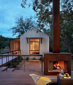 georgianadesign:Lake Flato Architects, Austin, TX. Casey Dunn...