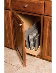 View the Rev-A-Shelf 432-WF39-6C 39 Inch Tall 6 Inch Wide Wall ...