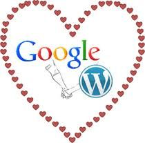 Blogging on Wordpress + SEO = true love. Or, how blogging can help your small business do better in search engines.