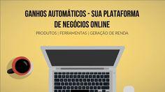 Plataforma Ganhos Automáticos - cadastrar gratis e Ganhar Dinheiro