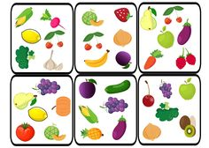 Dobble - Fruit and Vegetables Spot It, Learning Channel, Food Spot, English Fun, Learn English, Healthy Eating Recipes, Fruits And Vegetables, Board Games, Kids Rugs