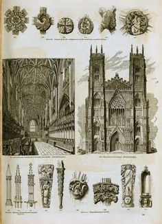 english medieval architecture