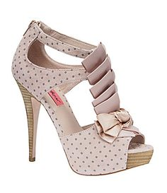 you HAVE to love Betsey Johnson.