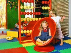 Tips para decorar una sala de juegos de niños