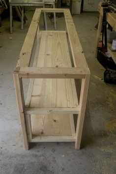 Looking to build a DIY TV stand or DIY media console? Here are 30 DIY projects with plans and instructions. Check these ou Farmhouse Buffet, Farmhouse Style Table, Farmhouse Furniture, Rustic Furniture, Diy Furniture, Antique Furniture, Modern Furniture, Outdoor Furniture, Diy Wood Projects