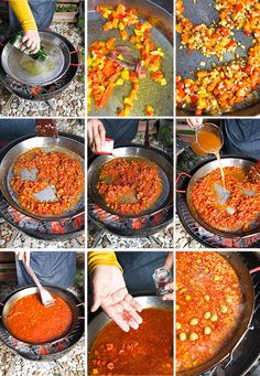 Grilled Seafood Paella Valenciana Grilled Sea Food Paella Valenciana Step By Step Yes More Please Best Paella Recipe, Best Seafood Recipes, Mexican Food Recipes, Ethnic Recipes, Seafood Paella Recipe, Spanish Recipes, Rice Recipes, Spanish Dinner, Pisces