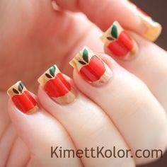 Kimett Kolor: How Do You Like Them Apples?