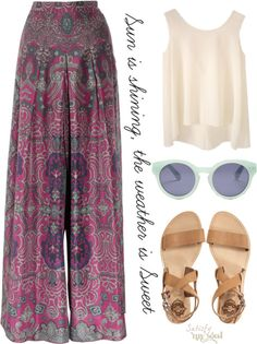 """Spring/Summer Fashion 