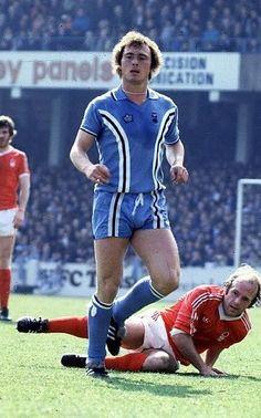Bobby McDonald Coventry City 1977