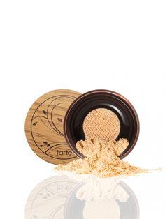 Amazonian clay full coverage airbrush foundation from tarte cosmetics -  fair honey