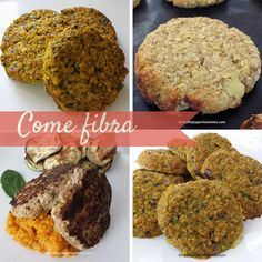 Incorpora fibra en tus comidas con estas deliciosas recetas #quinoa #bulgur #oat #avena