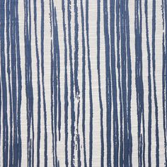 Discover recipes, home ideas, style inspiration and other ideas to try. Ikat Fabric, Cool Fabric, Curtain Fabric, Striped Fabrics, White Fabrics, Blue And White Fabric, Blue And White Wallpaper, Coral Pattern, Upholstery Cleaner