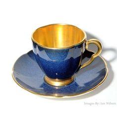 Carlton Ware Demitasse cup & saucer