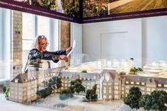 Hier kommen unterschiedliche schöne Kräfte zusammen: die etablierte Gelassenheit des Ortes, die ruhige Ausstrahlung des anmutigen Gebäudes und die aufstrebende Energie der modernen #Architektur. www.joli-coeur.de