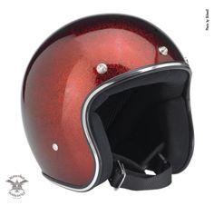 Biltwell Novelty Helmet - Rootbeer Metalflake / Cerveza de Raiz Metalflake   https://www.facebook.com/DisturbedTendencies/app_149696141763776