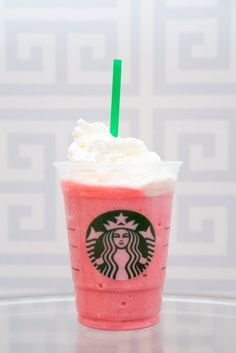 11 Secret Starbucks Drinks That Are Perfect for Valentine's Day…