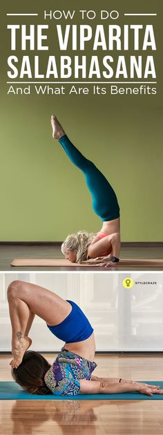 Viparita - Inverted/ reversed; Shalabh - Locust; Asana - Pose/posture; also known as the Superman Pose is known for its benefits. This post lets you know all about