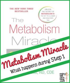 I'm assuming if you're reading this post, you've read my other posts about Metabolism B  and my struggle to learn what the heck was goi...