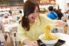 japankuru<Hokkaido Trip ⑦ / 9 ★ > After shopping, let's have a miso ramen happily!!! ♡ Sapporo Ramen Keyaki @ Mitsui Outlet Park Sapporo Kitahiroshima  #japankuru #japan #cooljapan #ramen #mitsui #mitsuioutletpark #shopping #sapporo #hokkaido