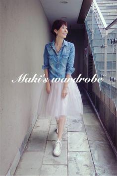 wardrobe&木琴 の画像|田丸麻紀オフィシャルブログ Powered by Ameba