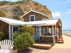 Crystal Cove Beach Cottages – Beach Bliss Living - Decorating and Lifestyle Blog