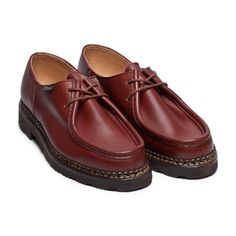 the paraboot michael - a french classic