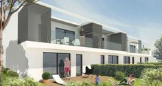 Nouvelle résidence de 7 logements neufs spacieux avec grande terrasse ensoleillées, cellier et parking privatif !   http://www.terresdusoleil-promotion.com/programmes/16-les-jardins-d-arbolea-castelnau-le-lez/
