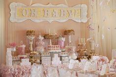 Pink Chic Butterfly Baby Shower - Bella Paris Designs