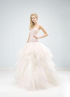 Bridal dress D6520