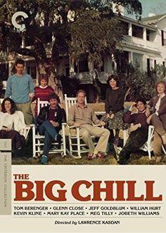 Glenn Close & Kevin Kline & Lawrence Kasdan-The Big Chill