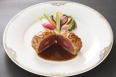ラ・ベル・エポック フランス料理(ディナー)|ホテルオークラ東京
