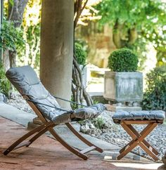 Wood inspiration Outdoor Furniture, Outdoor Decor, Rocking Chair, Sun Lounger, Wood, Design, Inspiration, Home Decor, Products