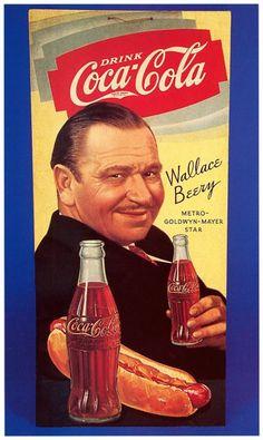 Retro coca cola ad.....