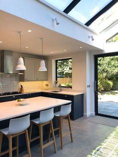 41 affordable kitchen dining room design ideas for eating with family 12 #kitchen #diningroom #kitchendecor | Home Design Ideas