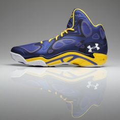 53ac838ed99 Under Armour Anatomix Spawn Stephen Curry  Alternate Away  PE - Detailed  Look - WearTesters
